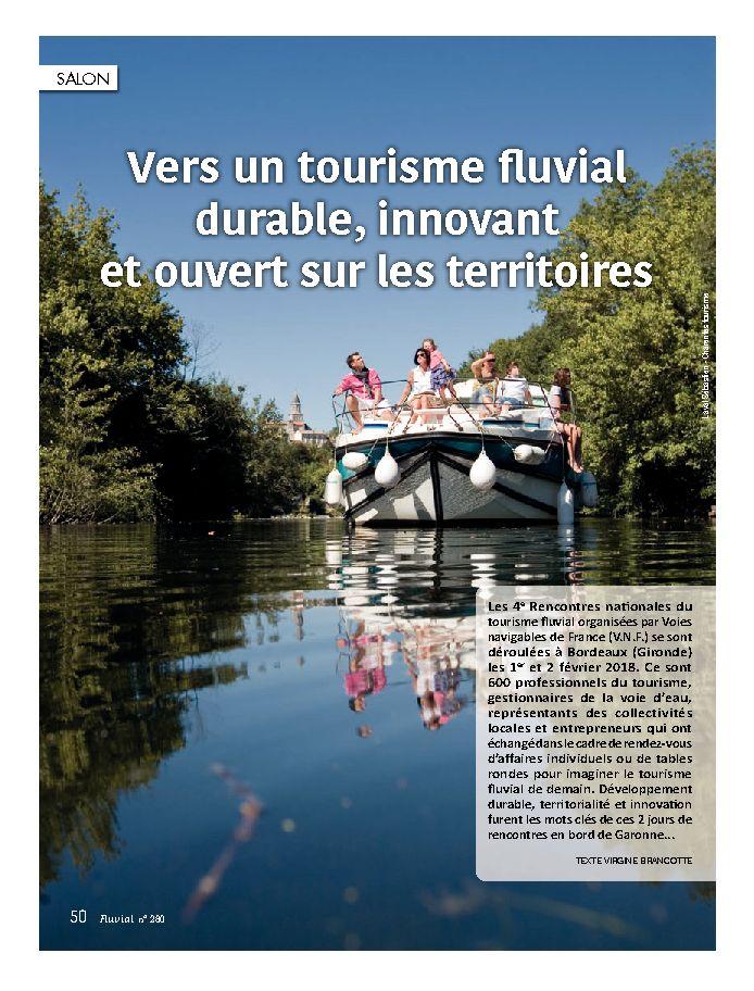 rencontre innovation tourisme