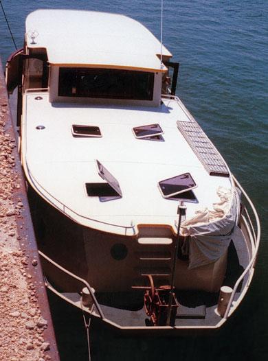 fiche bateau silure 15
