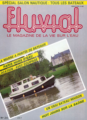 revue fluvial articles magazine fluvial. Black Bedroom Furniture Sets. Home Design Ideas