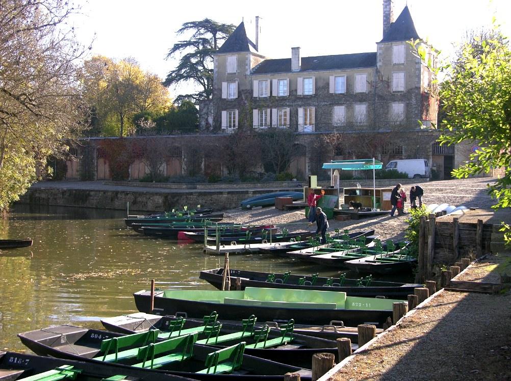 Arçais - Sèvre Niortaise (Photo PJL)