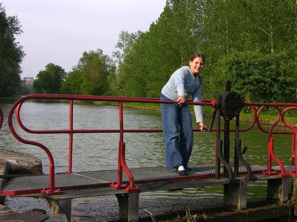 Saint-Florentin - Canal de Bourgogne (Photo PJL)