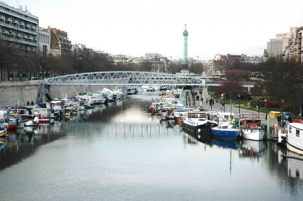 Revue fluvial veritas le port de paris arsenal obtient la - Port de l arsenal paris ...