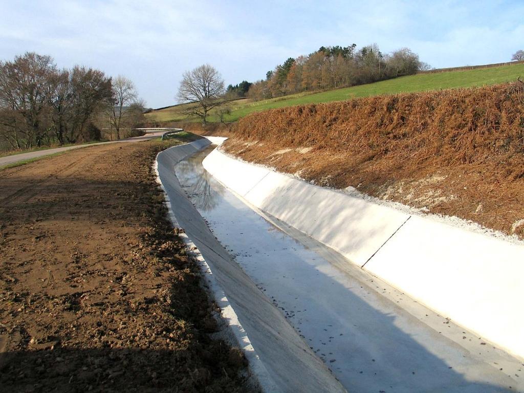 travaux barrage gambsheim