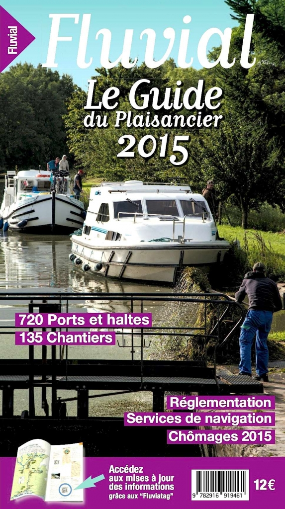 Le Guide du Plaisancier 2015 (Fluvial)
