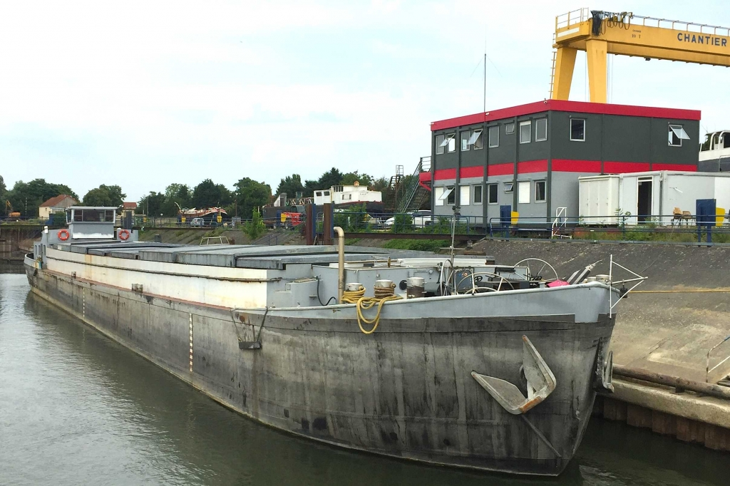 Le chantier naval de Seine et Oise (Photo CNSO)