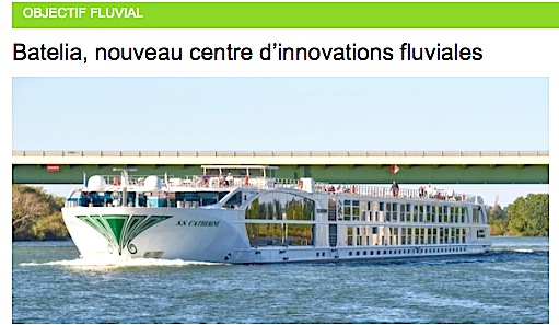 Innovations fluviales (document Cargo-VNF)