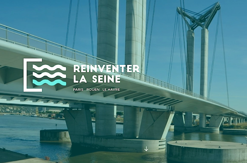 "Projet ""Réinventer la Seine"" (Photo XPIOWA - Wikimedia Commons)"