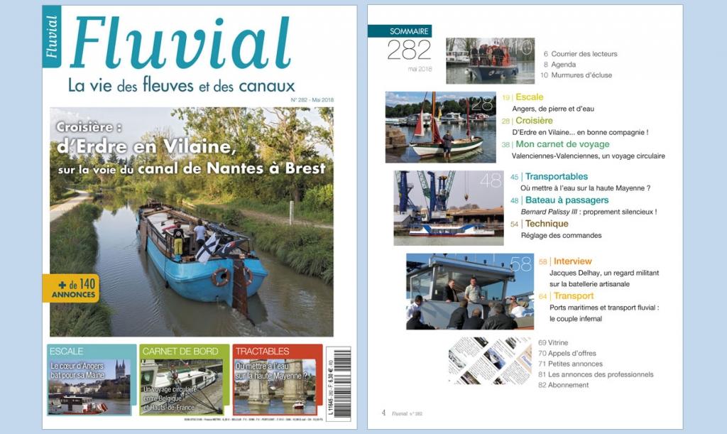 touristiques fluvial de port saint louis du