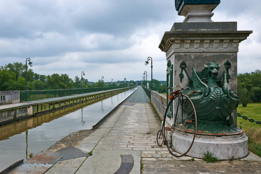 Pont-canal de Briare (Photo D.R.)